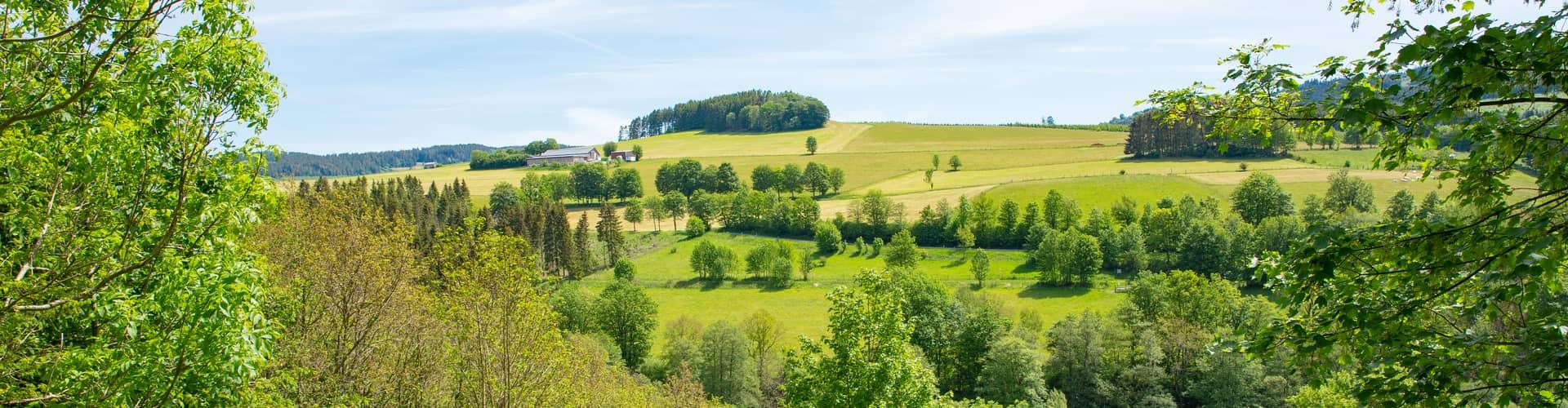Kamperen in Noordrijn-Westfalen
