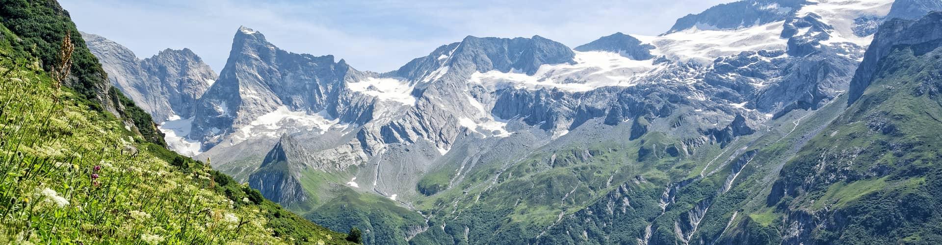 Kamperen in Auvergne-Rhône-Alpes