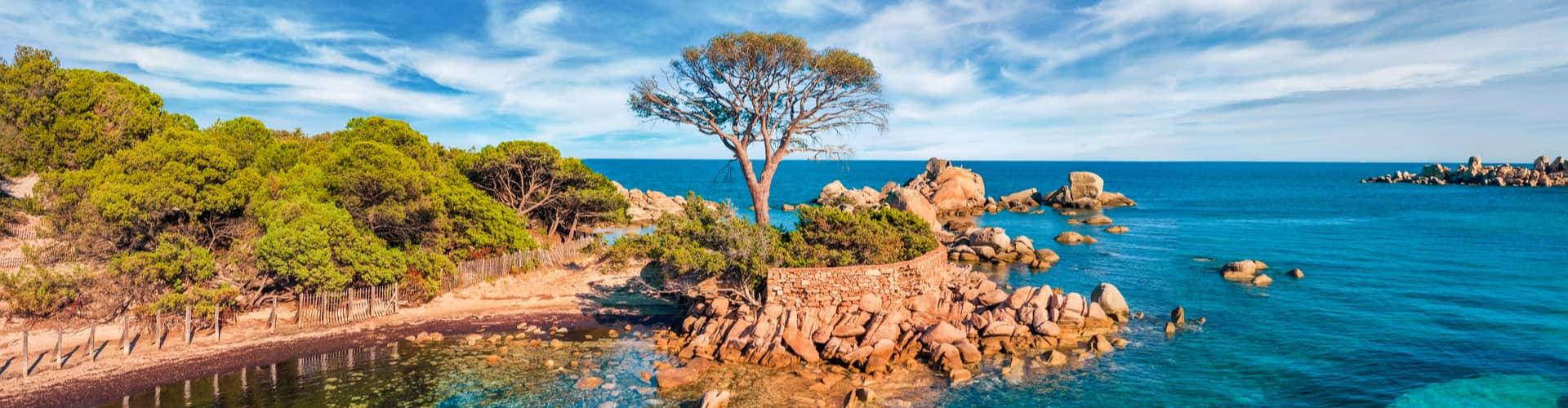 Kamperen op Corsica