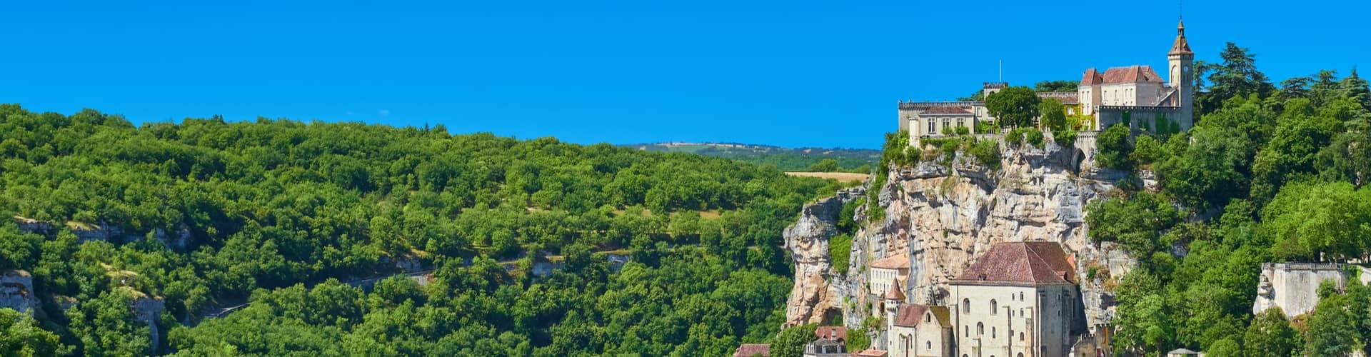 Kamperen in Occitanië