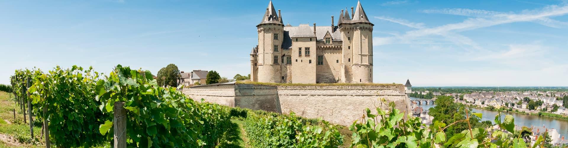 Kamperen in Pays de la Loire