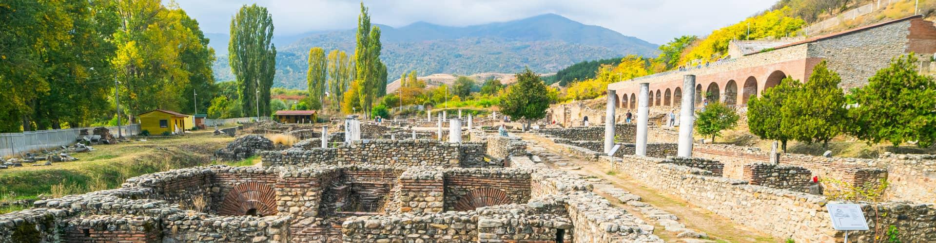 Kamperen in Centraal-Macedonië