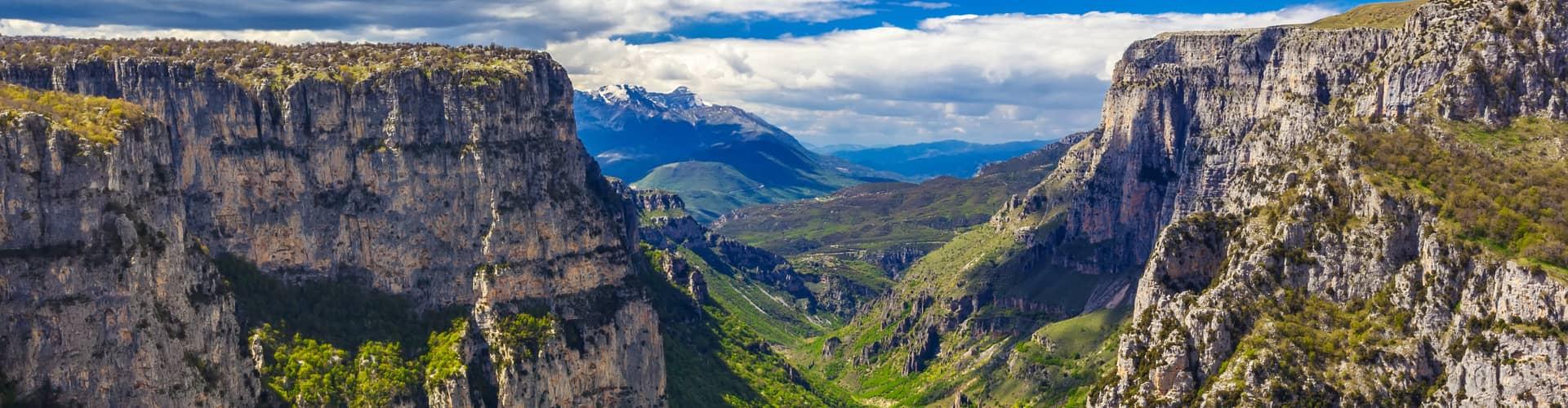 Kamperen in Epirus