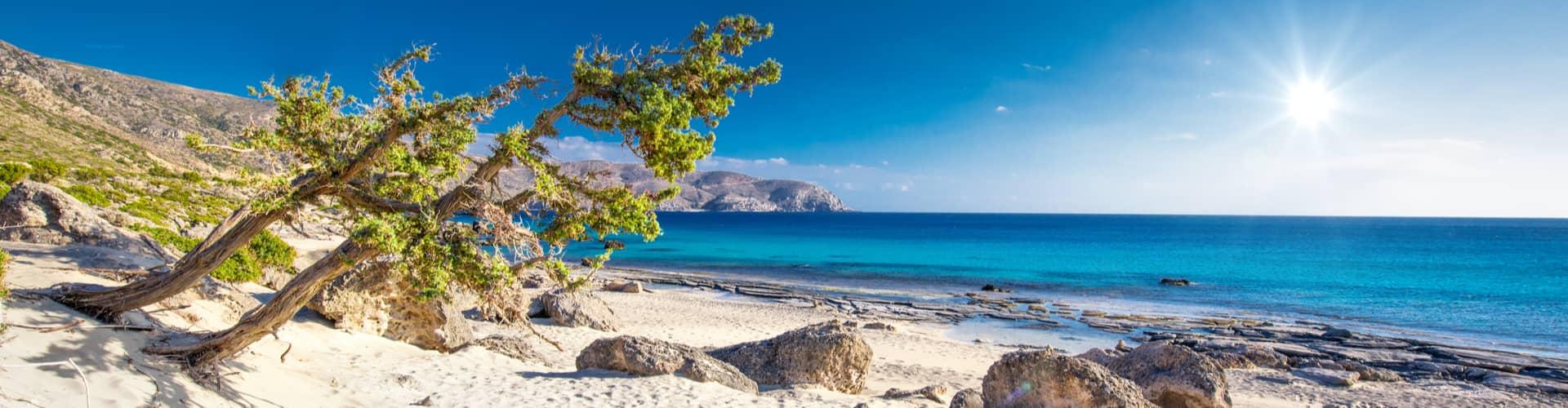 Kamperen op Kreta