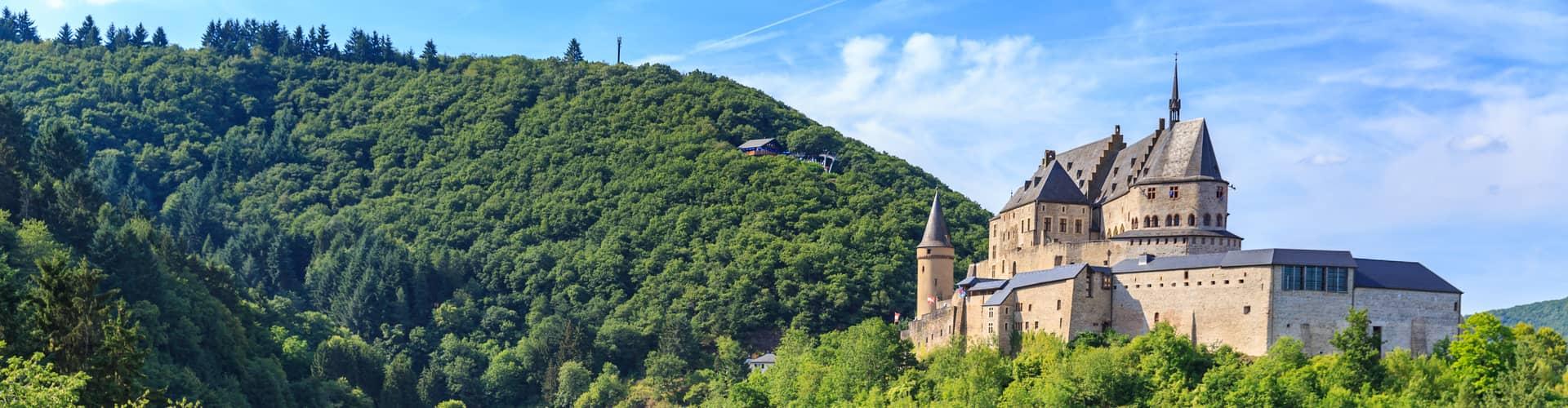 Kamperen in Diekirch