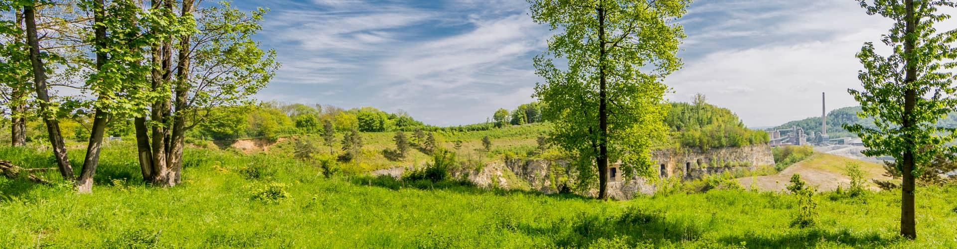 Kamperen in Limburg