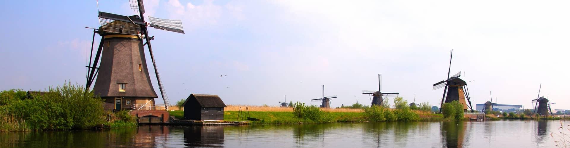 Kamperen in Noord-Holland