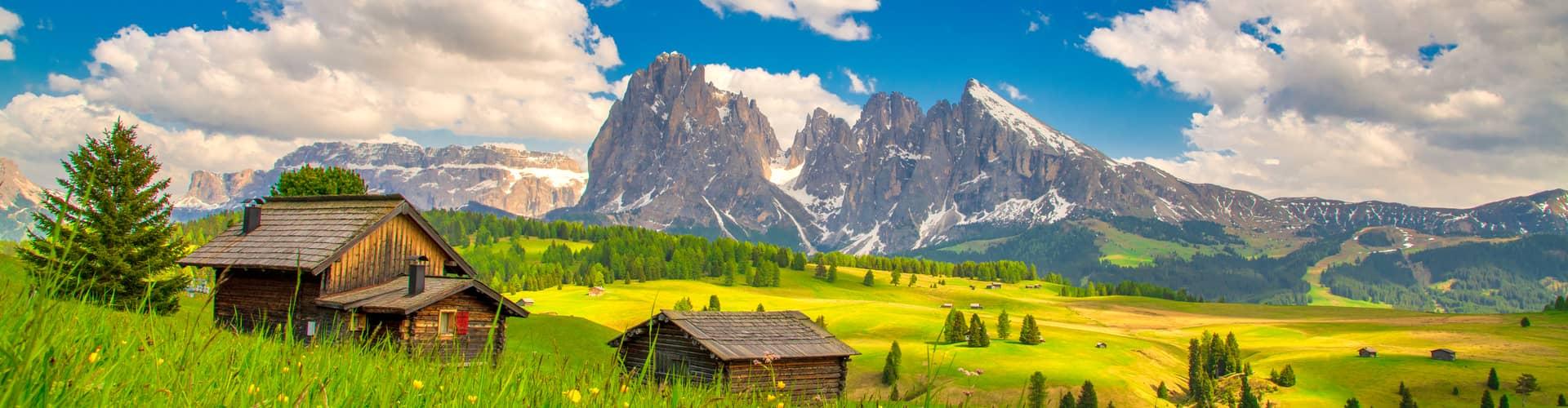 Kamperen in Tirol