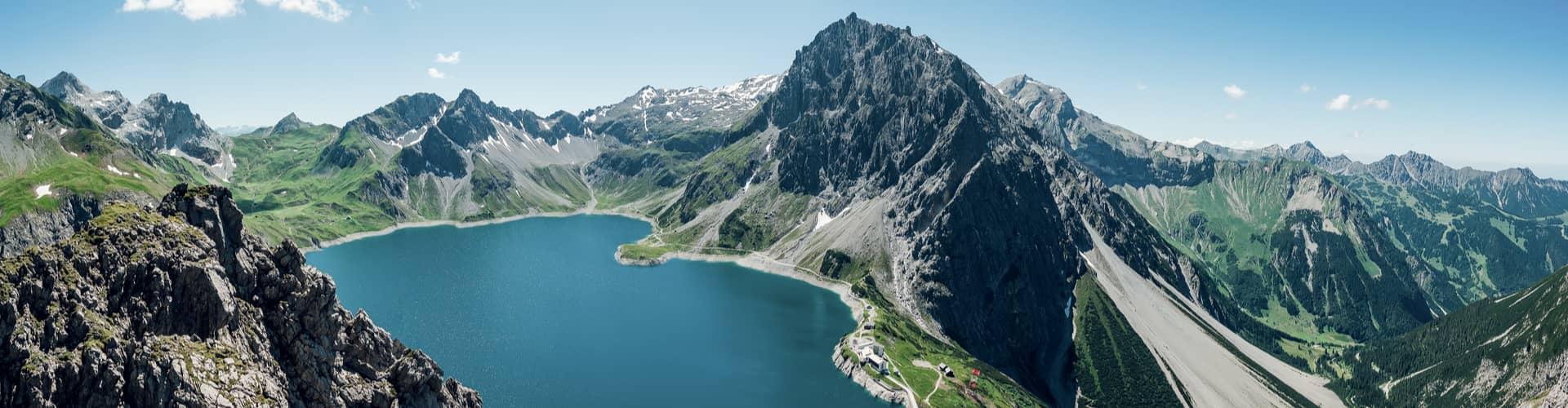 Kamperen in Vorarlberg