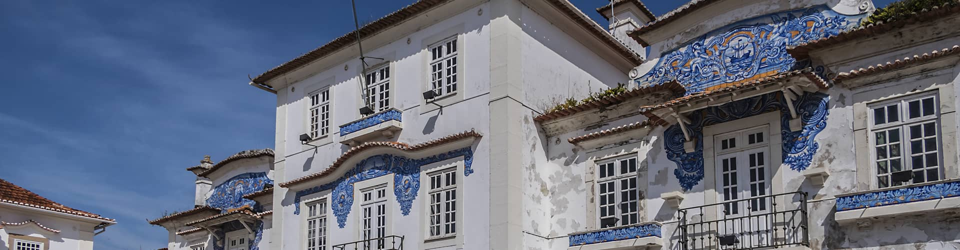 Kamperen in Aveiro