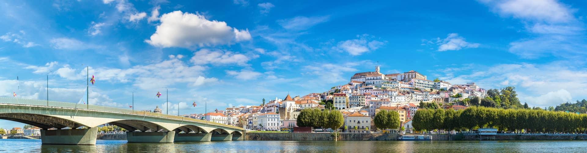 Kamperen in Coimbra