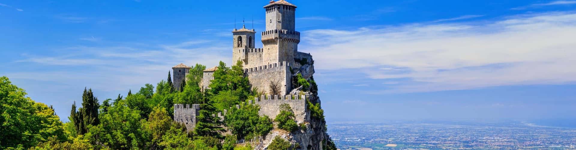 Kamperen in San Marino