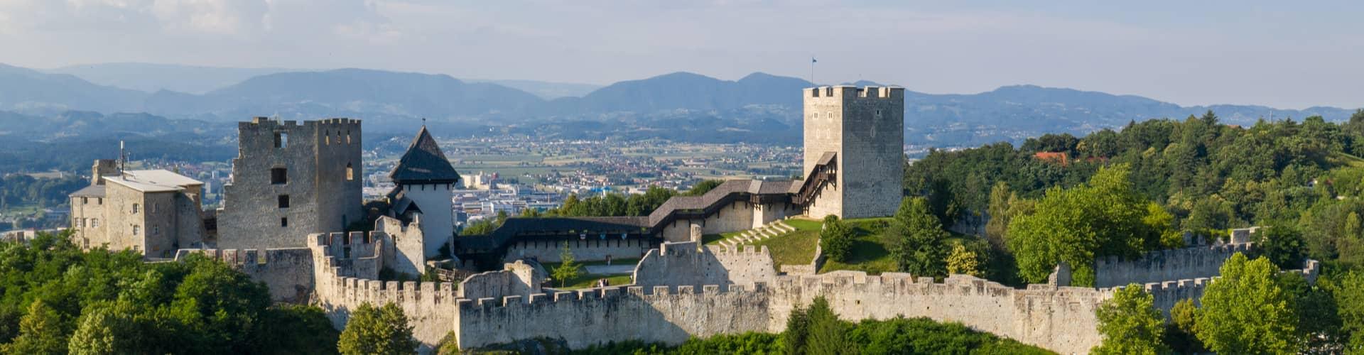 Kamperen in Zuidoost-Slovenië