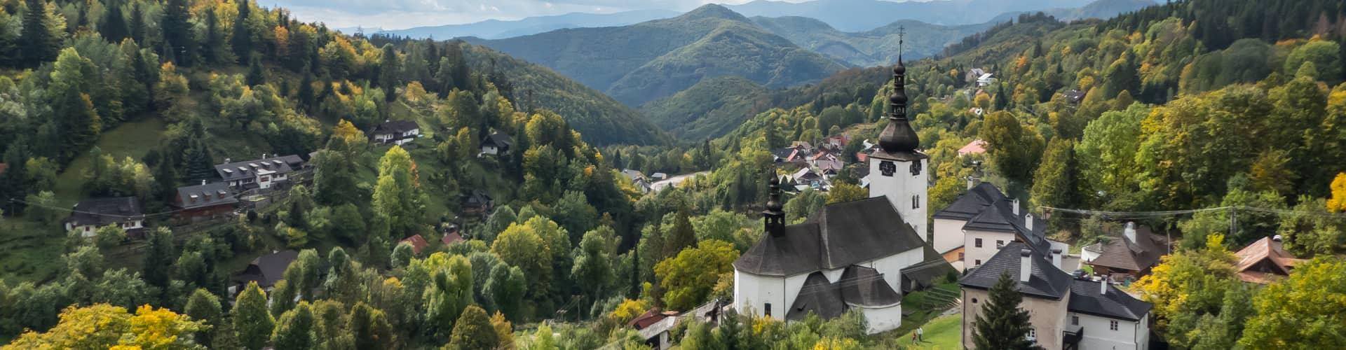 Kamperen in Banská Bystrica