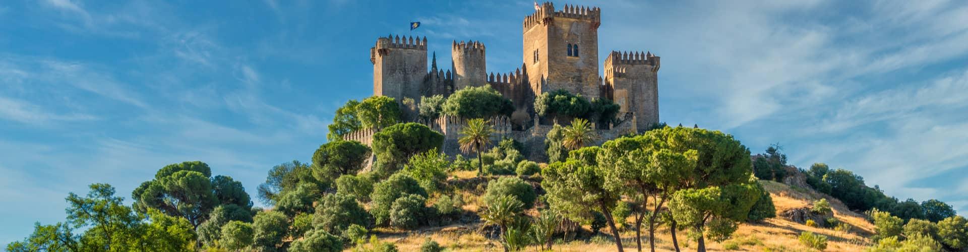Kamperen in Andalusië