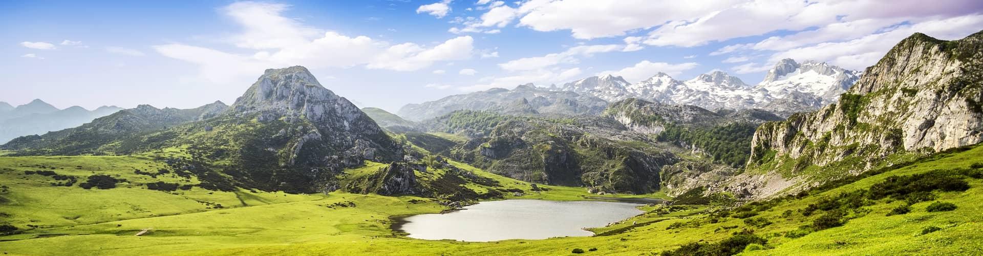 Kamperen in Asturië