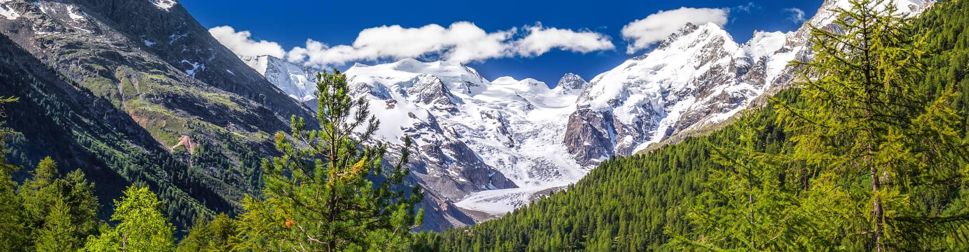 Kamperen in Graubünden