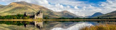 Camping Schotland